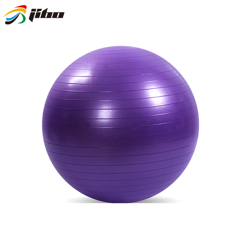 Colorful 45cm/55cm/65cm/75cm/85cm gym pvc yoga ball fitness anti-burst yoga ball