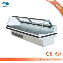 High quality Modern Upscale Refrigerated Display Counters/commercial Freezer/refrigerated Cabinet