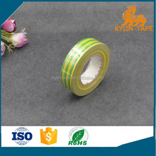 Colorful free sample Insulation masking tape use for cable