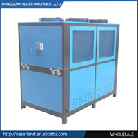 industrial air cooled cooling scroll compressor chillers unit