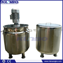 KUNBO Beer Saccharification System With Boiler & Whirlpool Tank