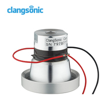 40K 50W waterproof ultrasonic piezoelectric transducer with wire/high quality low price ultrasonic <strong>sensor</strong> 40k