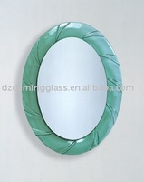 CE CCC ISO9001 5mm White Backing Aluminium Mirror