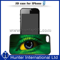 The Incredible Hulk 3D Hard PC Case For iPhone5
