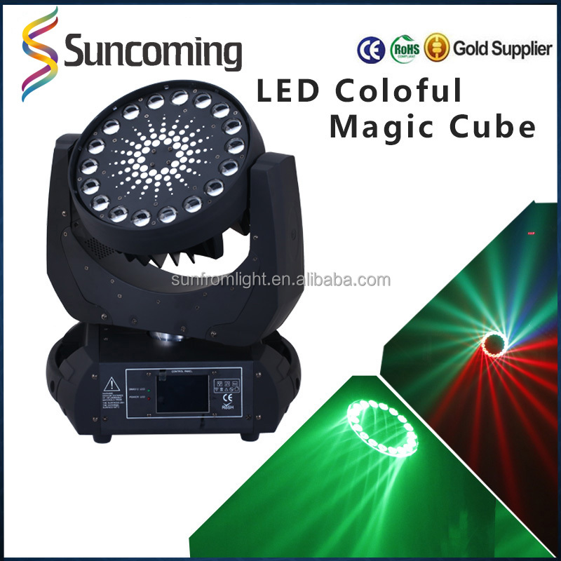18x10w RGBW Waterproof LED Moving Head Light for Club Disco Stage