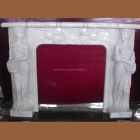 Italian Marble Fireplaces Mantel Fireplace Mantel Design SF70