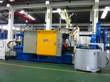 automatic brass die casting machine injection molding machine