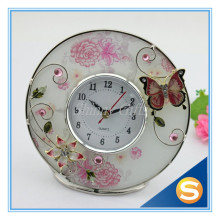 2015 Home Decoration Small Table Clock Desk Clock