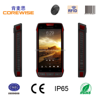 Corewise CFON640 13.56Mhz RFID reader tablet pc, 3g/wifi/gps/sdk, barcode label scale