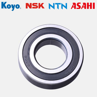 OEM brand name cheap Deep groove ball bearings 6206RS NR-30*62*16