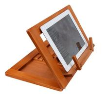 factory suppliers FSC SA8000 BSCI adjustable Wooden Religious Book Holder Reading Book Rest