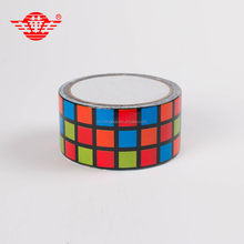 Hot Selling Cheap Custom colorful square chatter Duct Tape