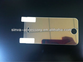 2013 NEW Tempered Glass screen protector for iphone4 more than 30Hardness
