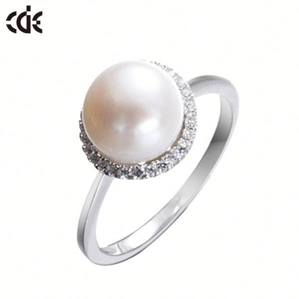 indian pearl jewellery designs silver pearl rings 2015