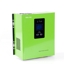 Power home inverter 1440w high frequency power inverter built-in solar charge controller 50a pwm