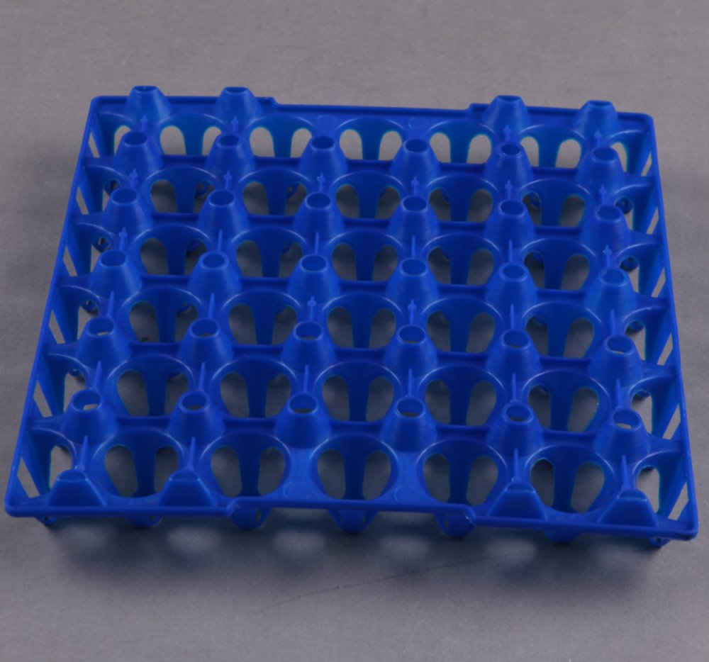 plastic egg tray/30 egg trays 285*285mm/chicken farm/poultry farm use
