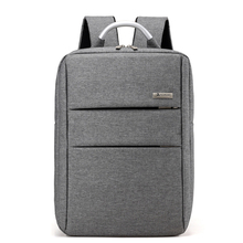 2017 guangzhou manufacturer wholesale 17 inch backpack mens business laptop bag