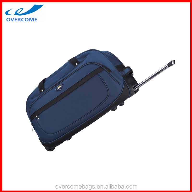 2016 New Style Fashion Trolley Travelling Luggage Bag with Wheels