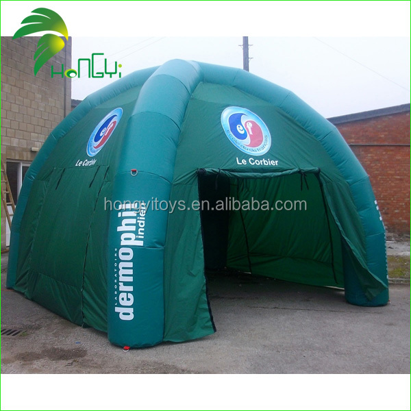 2017 Most Popular Large Inflatable Camping Tent With Full Walls For Event