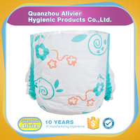 China comfortable disposable baby trainning pants diaper