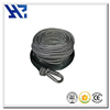 Black Winch Synthetic Rope In Car