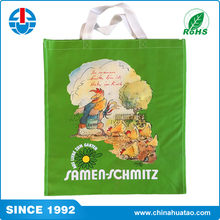 Fugang Newest Promotional Non-Woven Shopping PP Bags With Lamination