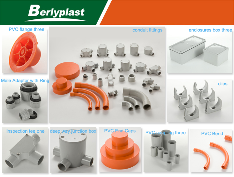 Pipe Fittings water pipe plastic end cap