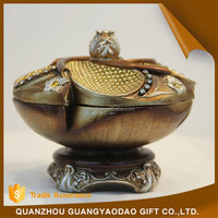 Wholesale products classical furniture resin wedding gift jewelry box