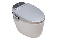 Smart toilet bidet automatic electric toilet custom one piece intelligent toilet seat