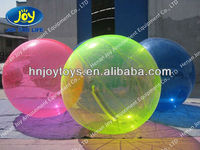 Human Sphere Water Running Ball Inflatable