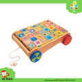 PY1218,Alphabet Colorful Blocks cart from Eagle Creation Toys