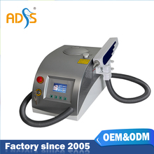 q switch yag laser for tattoo removal on lip line,eyebrow,eyelid and body