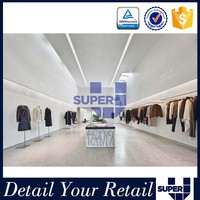 Unique Supply Best Economical Clothes Retail Store Design