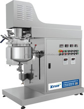 Lab Vacuum Emulsifying Machine ZJR-10L Air CC Cream Making Machine Mixing Mixer Cosmetic Machine