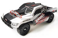 Electric Desert Truck Traxxas Slash RC remote control truck 4x4