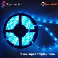 Decorative colorful 3528SMD IP65 Waterproof RGB flexible LED strip