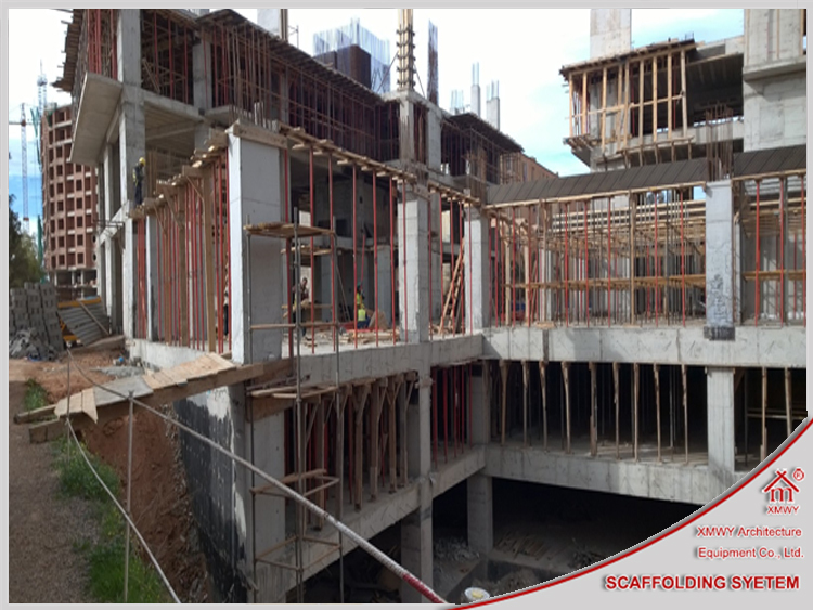 High Quality Metal Building Material for Casting Slab Formwork Decking