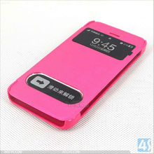 ebay China 2013 new hot sell products leather case for iphone 5C P-IPH5CCASE044