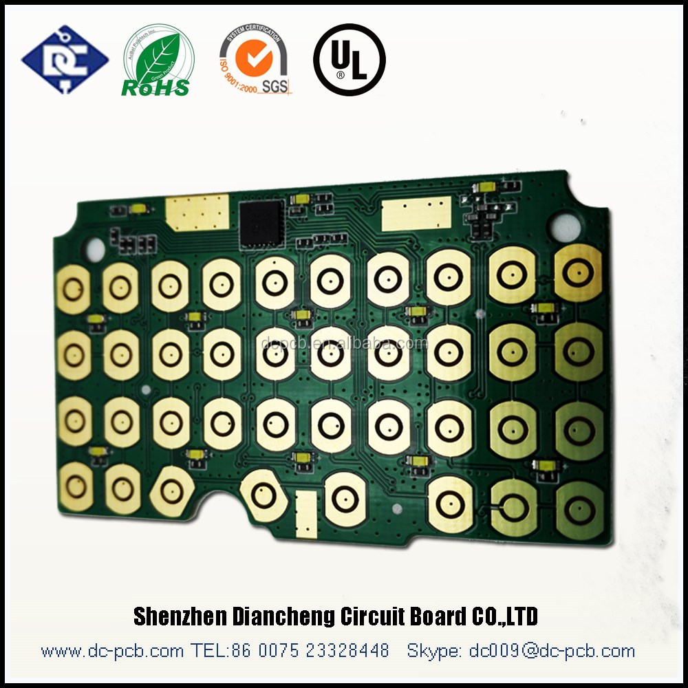 high quality powerbank pcba, manufacturer of printed circuit board