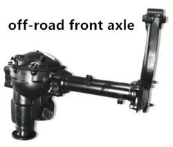 front off road axle Off Road Axle Housings for iran market