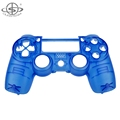 Replacement Shell For PS4 Front Controller Transparent Protective Case Shell