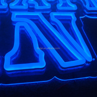 Decorative Western solution Neon Sign/neon sinage