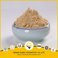 Natural yellow color dehydrated ginger powder China origin