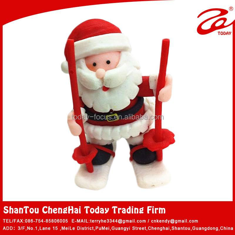 Santa Claus modeling clay/hot toys for christmas 2015