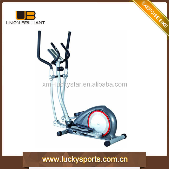 MEB6200 Factory Price Magnetic Elliptical Exercise Bike 6kgs Flywheel Exercise Machines For Home
