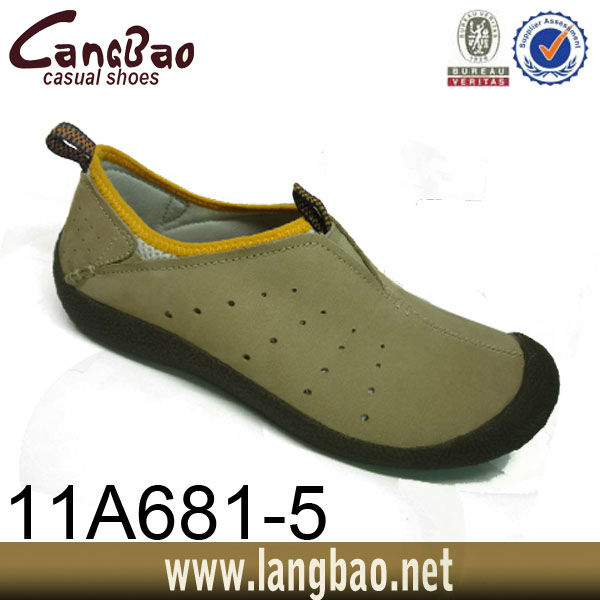 High Quality Quanzhou Factory 100%leather Mens Shoe Size