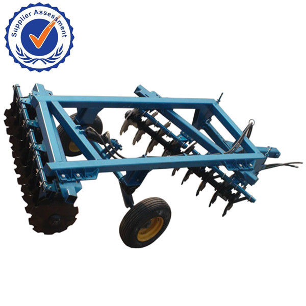 24 blades Agriculture Machinery & Equipment heavy duty disc harrow
