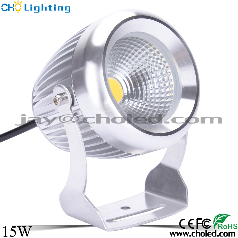 Hot sale factory price cob 15w long range spotlight with 3 years warranty