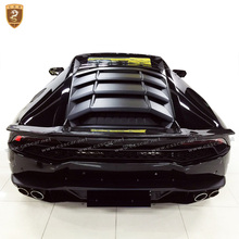 for hurancan lp610 lp580 carbon fiber hood custom auto body parts