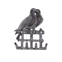 Unique style handmade antique cast iron decorative wall animal coat hooks